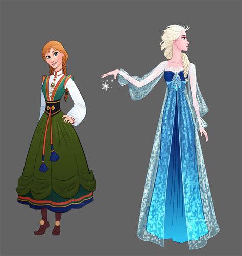 design elsa dress game frozen anna and elsa dress designs by laurahollingsworth