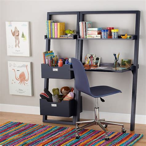 17 best ideas about leaning desk on wall