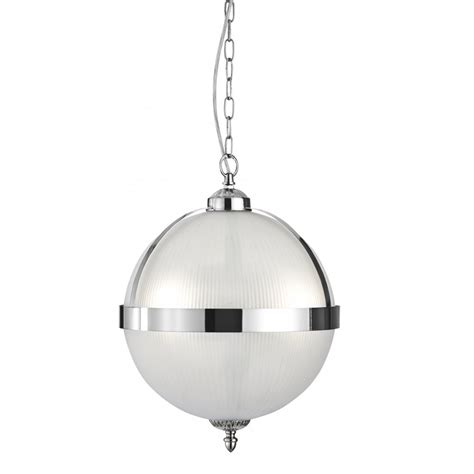 Globe Pendant Lighting 2943 3ss 3 Light Globe Pendant