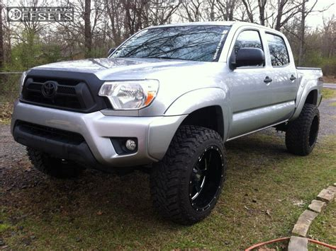 Leveling Kit For Toyota Tacoma 2014 Toyota Tacoma Moto Metal 962 Stock Leveling Kit