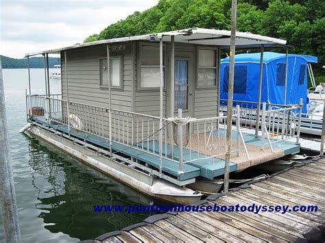 8 Wide Pontoon Houseboat Plans