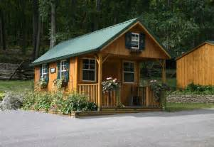Tiny Home Cabin Shawnee Structures Cabins