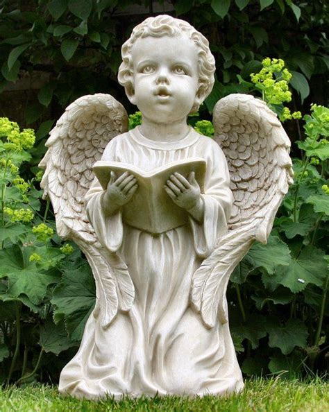Garden And Statues 25 Beautiful Statues Ideas On Cemetery