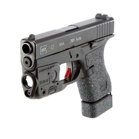glock 19 strobe light streamlight tlr 6 trigger guard light laser for glock 42
