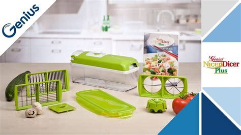 Genius Nicer Dicer 301 moved permanently