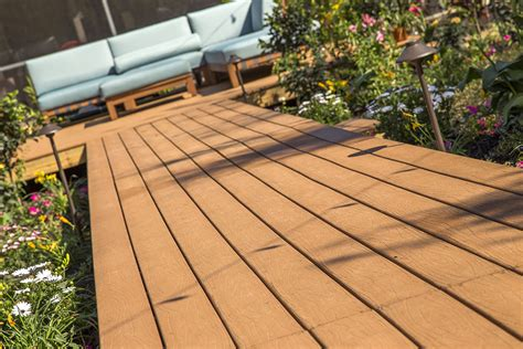 Composite Vs Wood Decking by Fashionable Composite Wood Decking Home Home Ideas