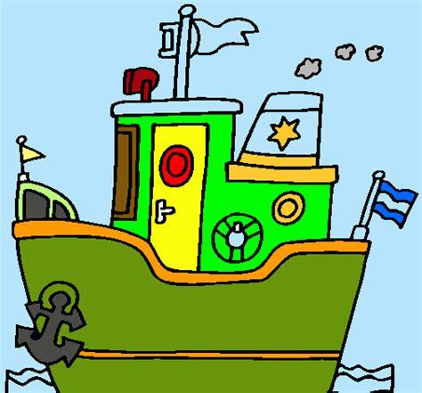 barco con ancla dibujo dibujo de barco con ancla pintado por aleix2 en dibujos