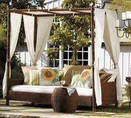 Ranjang Kanopi 18 contoh bentuk ranjang kanopi outdoor paling bagus