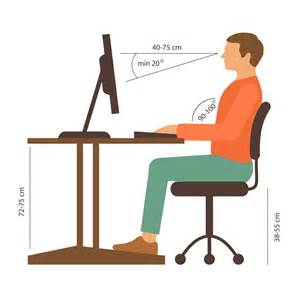 computer posture and other sitting postures analysis and