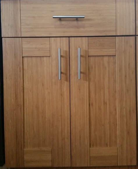 Bamboo Cabinet Doors Stock Kitchen Cabinets Orange County Los Angeles