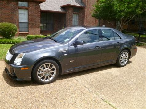 where to buy car manuals 2009 cadillac sts v on board diagnostic system find used 2009 cadillac sts v in dallas texas united states for us 33 999 00