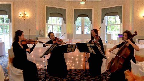 View Full Gallery of Lovely String Quartet Wedding songs