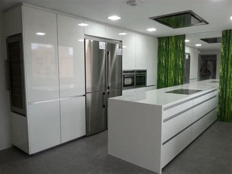 imagenes de cocinas minimalistas blancas las 10 mejores cocinas de dise 241 o en madrid grupo coeco