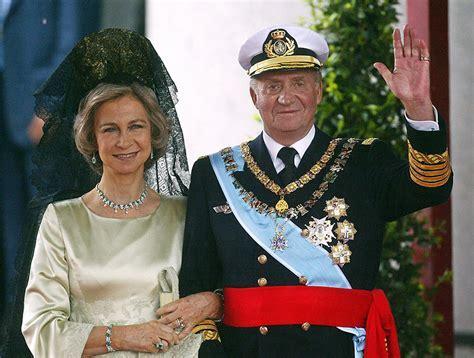 Prince Felipe and Princess Letizia of Spain's wedding
