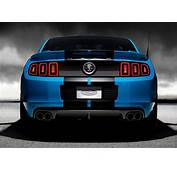 FORD Mustang Shelby GT500  2012 2013 2014 2015 2016
