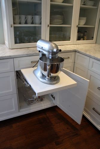 Kitchenaid Mixer Storage Stand Mixer Storage When In Use For The Home