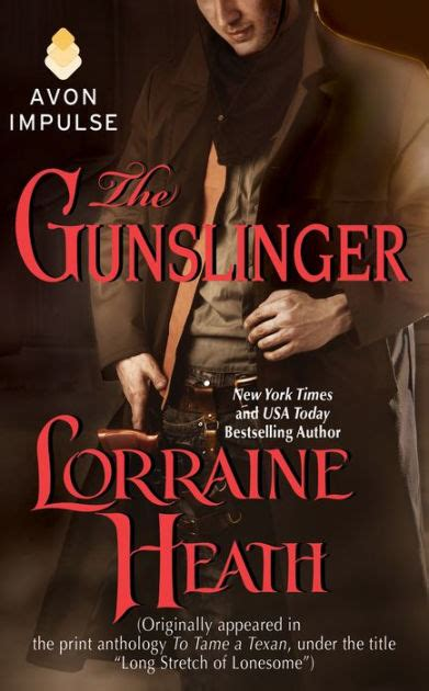 Paket Novel By Lorraine Heath the gunslinger by lorraine heath nook book ebook