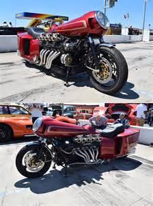 Lamborghini Motorcycles Auto Enthusiast Builds Custom Lamborghini Espada V12