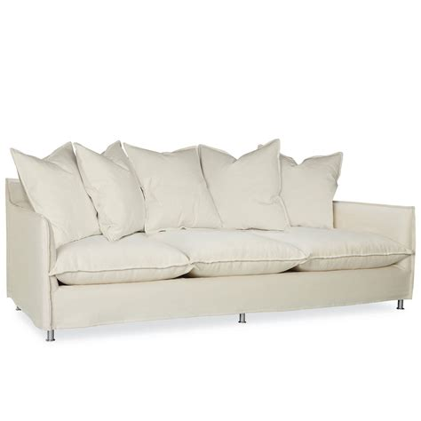 slipcovered sofa 3 068 00