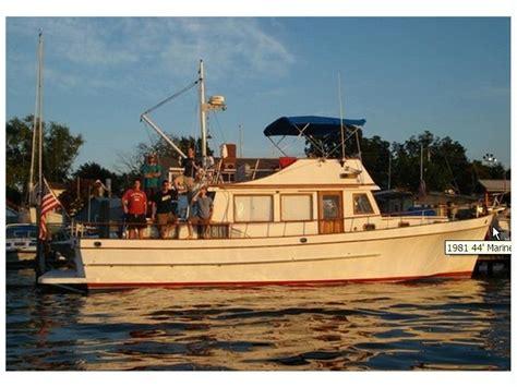 dual cabin boats marine trader 44 dual cabin diesel in florida power