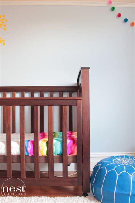 nest design studio instagram isabella s gender neutral nursery project nursery