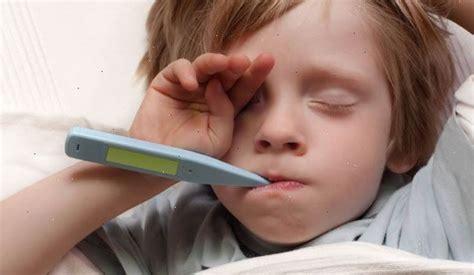 cosa fare in caso di febbre alta la febbre alta nei bambini