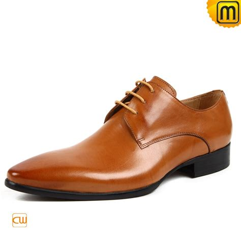 mens lace up italian leather dress shoes cw762024