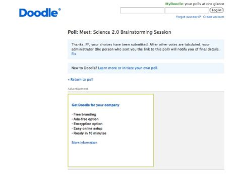 doodle poll change response scheduling tools doodle and more