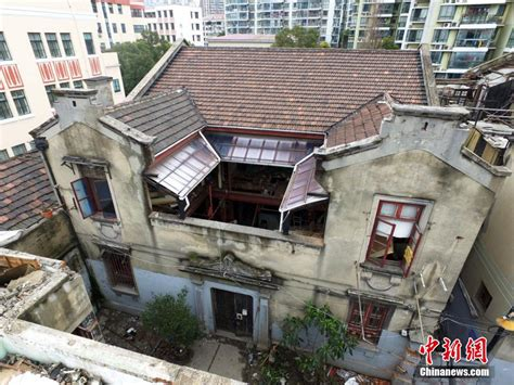 Comfort Stations by Shanghai Halts Demolition Of Building Used As Quot Comfort