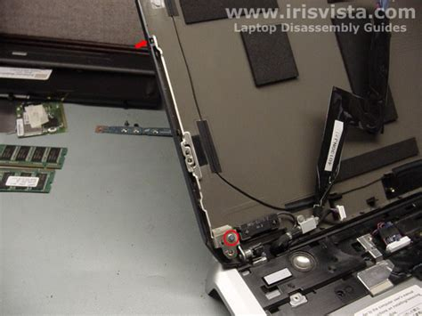toshiba satellite a40 and a45 disassembly guide