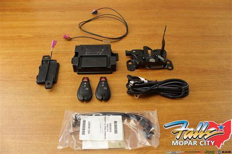 remote start dodge ram 2014 dodge ram 1500 2500 factory remote start kit mopar