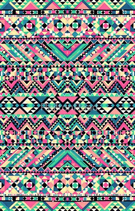 girly turquoise wallpaper pink turquoise girly aztec andes tribal pattern iphone 6
