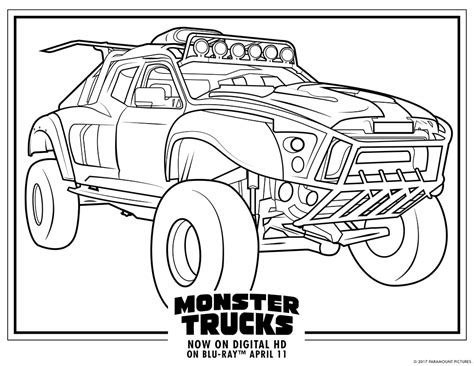 monster trucks coloring pages 81 monster truck coloring pages bigfoot monster