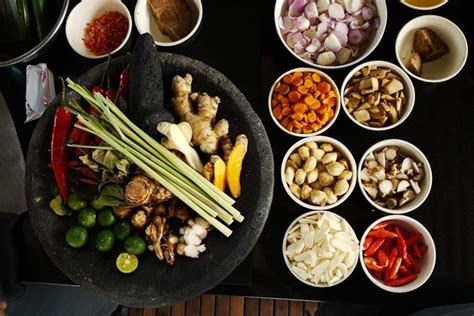 Bumbu ? The Backbone of Balinese Cooking   Scene Asia   WSJ
