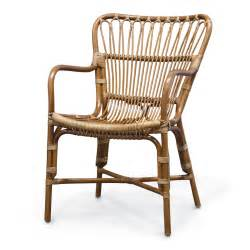 Whicker Dining Chairs Palecek