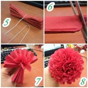 Tutorial Origami Bunga - tutorial bunga crepe paper 2 jpg 404 215 404 crepe paper