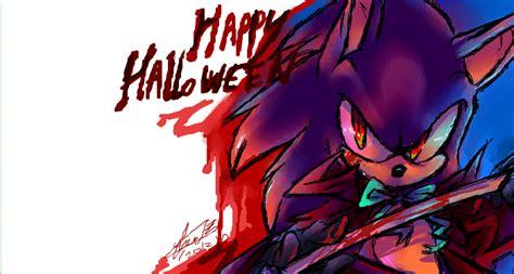 imagenes de halloween sonic happy halloween by f sonic on deviantart