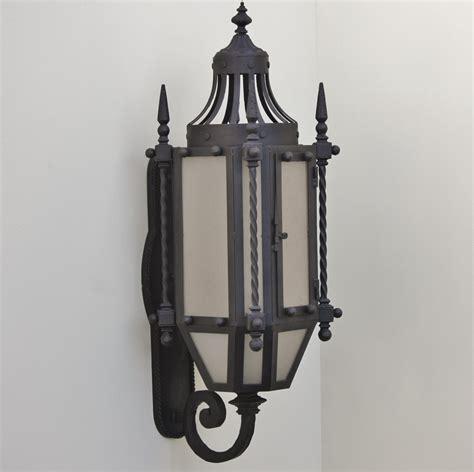 wrought iron outdoor lighting fixtures wrought iron light fixtures outdoor meganraley