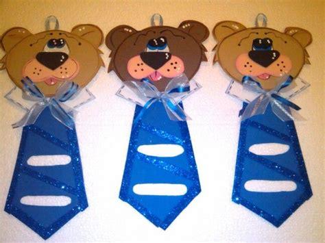 imagenes manualidades navideñas para niños preescolar corbata de foamy con molde dia del padre pinterest