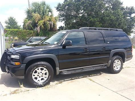 manual cars for sale 2002 chevrolet suburban 1500 security system find used 2002 chevrolet suburban 1500 lt sport utility 4 door 5 3l z71 4wd in bradenton