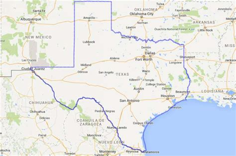 show map of texas map overlays show just how big texas is compared to other land formations houston chronicle