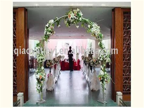 wedding decoration at home new wedding altar decoration ideas youtube