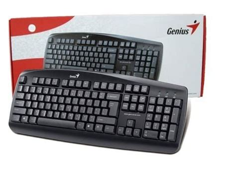 Murah Keyboard Genius 110 b 224 n ph 237 m genius kb110 usb phong v