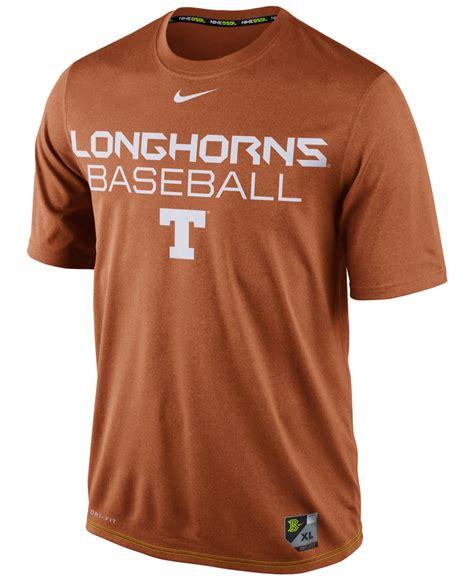 Mens Nike Legend Ncaa All Team Colour Dri Fit Size 2xl nike s longhorns baseball legend dri fit t shirt