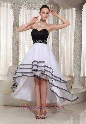 Dress Fashions Import 285 Black White multi colored prom dresses colorful prom gowns as two colors