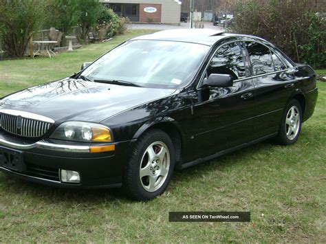lincoln ls 2001 v8 2001 lincoln ls base sedan 4 door 3 9l v8