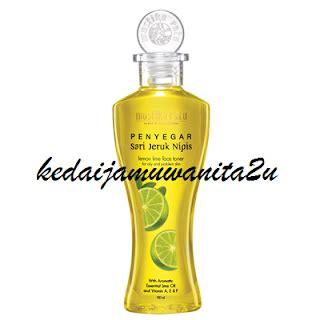 Harga Mustika Ratu Penyegar Jeruk Nipis set bersalin produk kecantikan produk kesihatan tungku