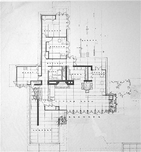 usonian floor plans 106 best images about usonia houses frank lloyd wright on