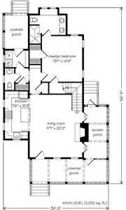 Southern Floor Plans Sugarberry Cottage Moser Design Southern Living