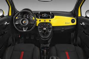 Fiat Abarth Interior 2016 Fiat 500 Reviews And Rating Motor Trend